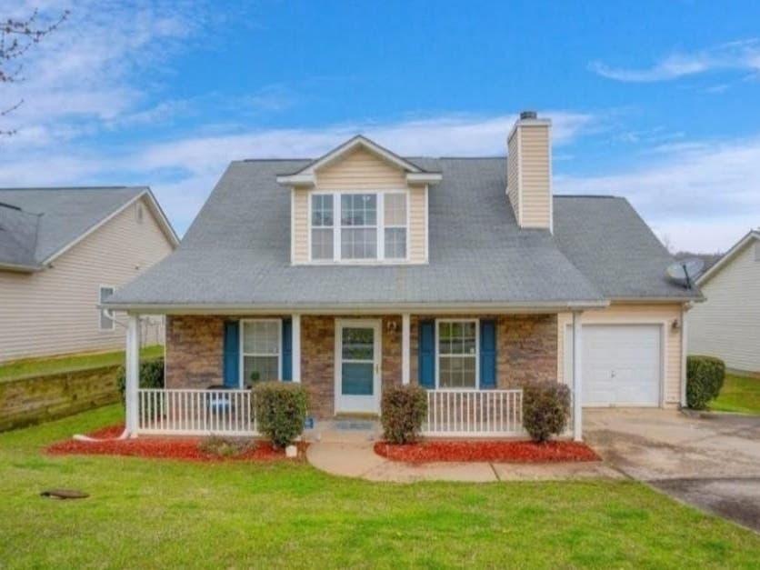 Just Listed: 4 Bedroom Atlanta House Under $200k