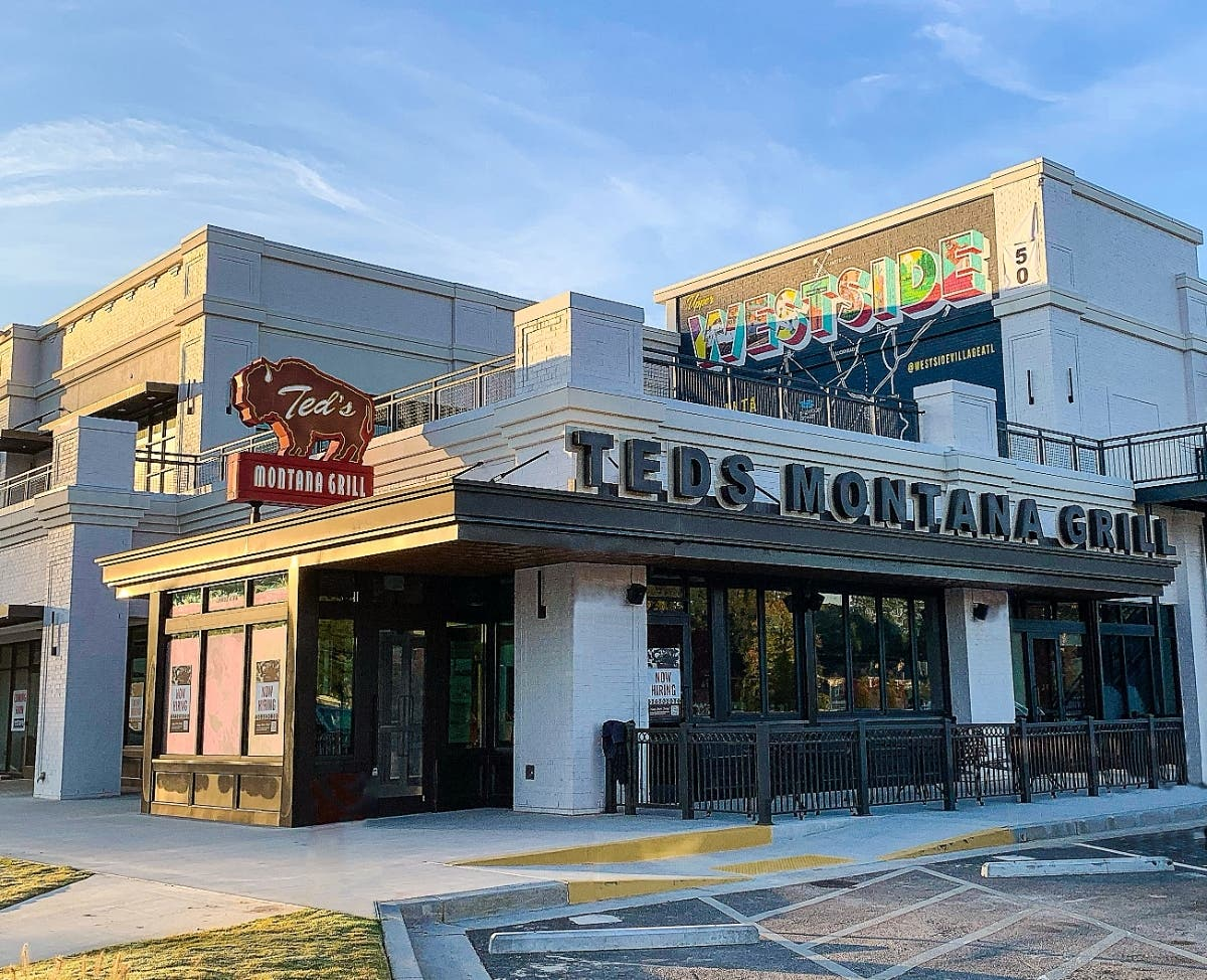 Ted's Montana Grill Opens 12th Location Near Midtown