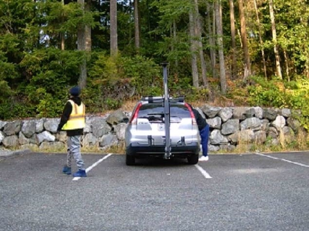 VIDEO: Duo Caught Breaking Into Vehicles At Cushman Trail