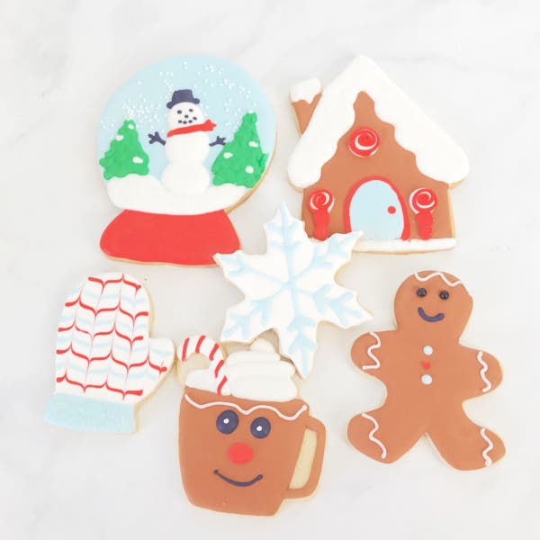 Image result for cookie man cake decorating event