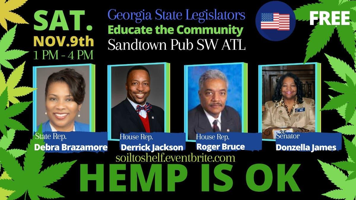 Nov 9 | 5819 Campbellton Road Southwest, #Suite 202, Atlanta, GA, 30331 | Atlanta, GA - Patch.com