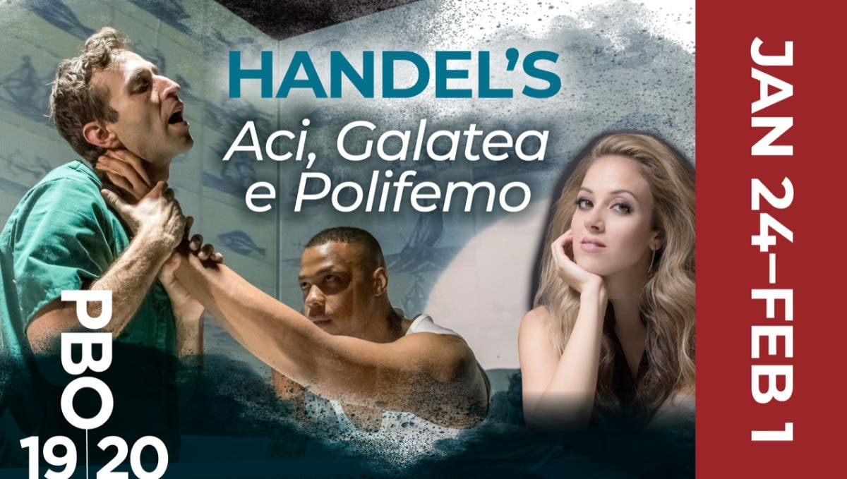 Galatea Y Polifemo