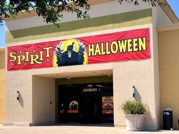 Halloween Location 2020 Spirit Halloween Stores Opening In California In 2020 | Across