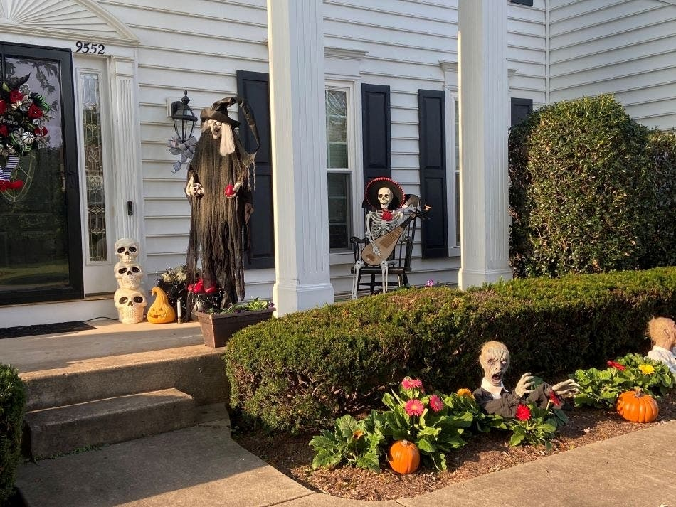 Halloween Decorated Houses In Queens 2020 2020 Decorated Halloween Houses To Visit Around NoVA | Falls