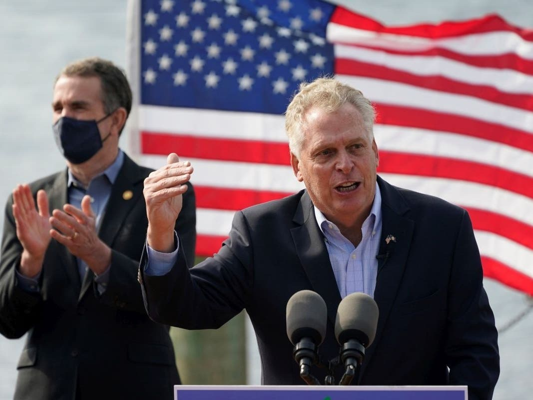 Meet The Candidate: Terry McAuliffe Seeks Nomination For Governor