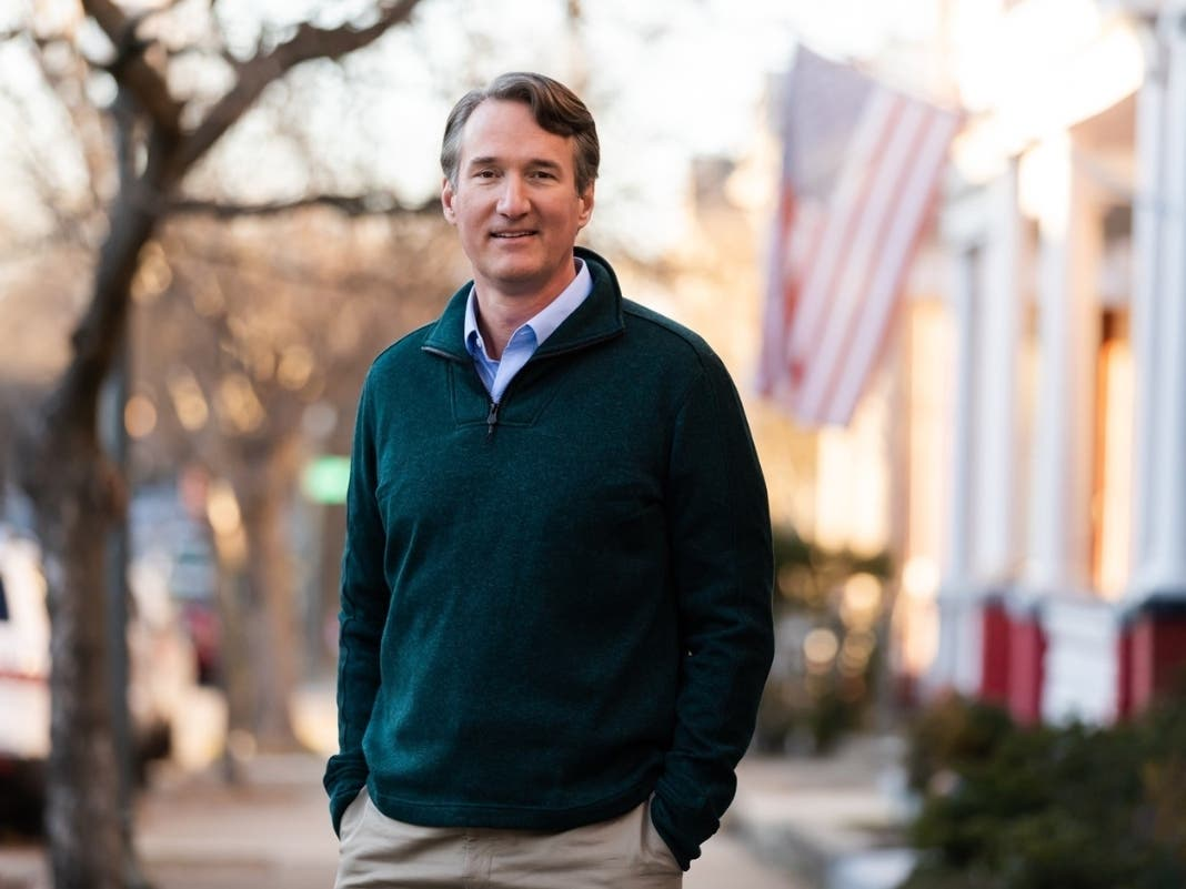Ex-Carlyle Group CEO Youngkin Wins GOP Nomination For Governor