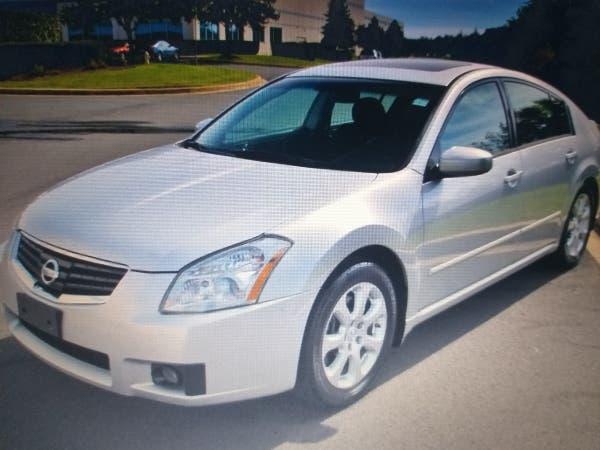 07 Nissan Maxima >> Great Vehicle 07 Nissan Maxima Se Nothing Wrong San