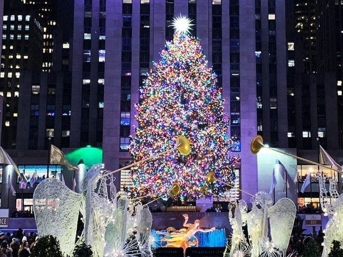 Christmas Time in New York | New York