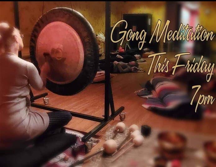 Dec 20 | Gentle Gong Meditation | Harlem, NY Patch