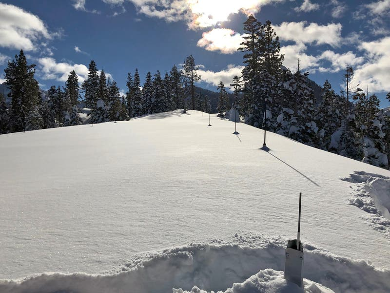 CA Snowpack In Worse Shape This Year, Despite Wet March