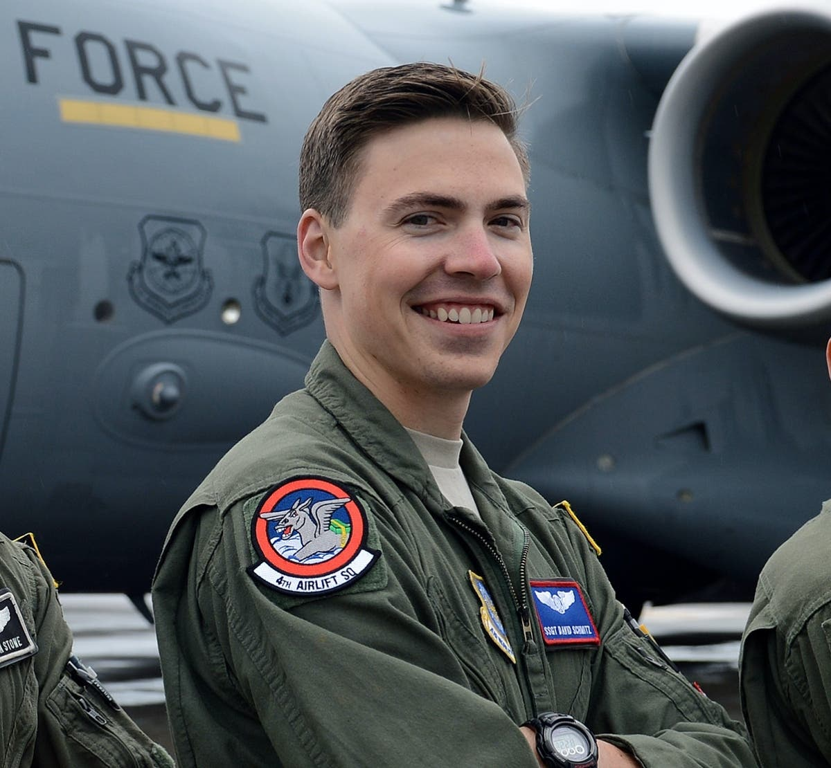 Temecula Air Force Pilot Killed During Training Mission