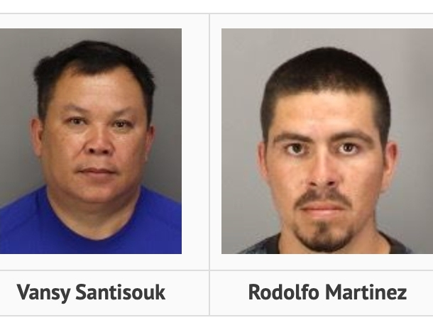 1,879 Marijuana Plants Chopped Down In Cabazon, 2 Arrested