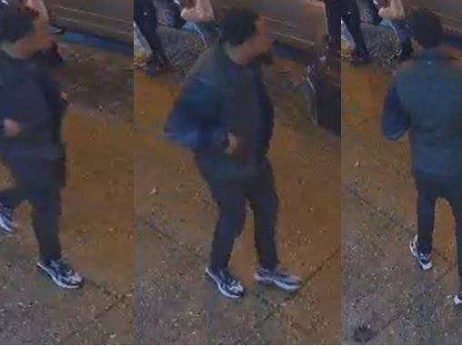 Suspect Sought In Sunday Shooting On H Street: Video