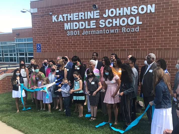 Virginia Middle School Named for Confederate Soldier Renamed to Honor Pioneering NASA Mathematician Katherine Johnson