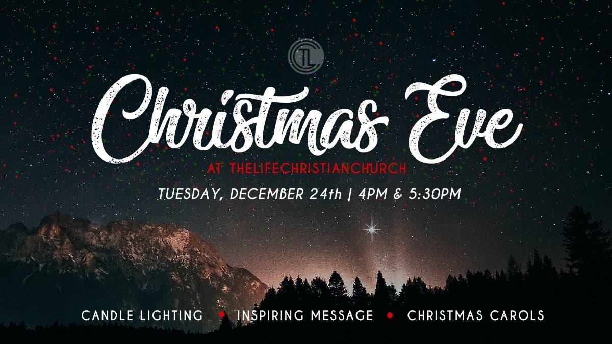 Providence Christian Church Christmas Eve Service 2020 Dec 24 | Christmas Eve at The Life Christian Church | Millburn, NJ