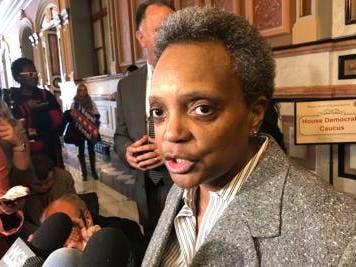 Lightfoot Says Chicago Won't Be Bullied As Trump Deploys Border Patrol