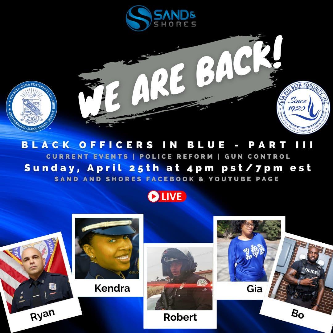 Apr 25 | Black Lives in Blue III | Redondo Beach, CA Patch