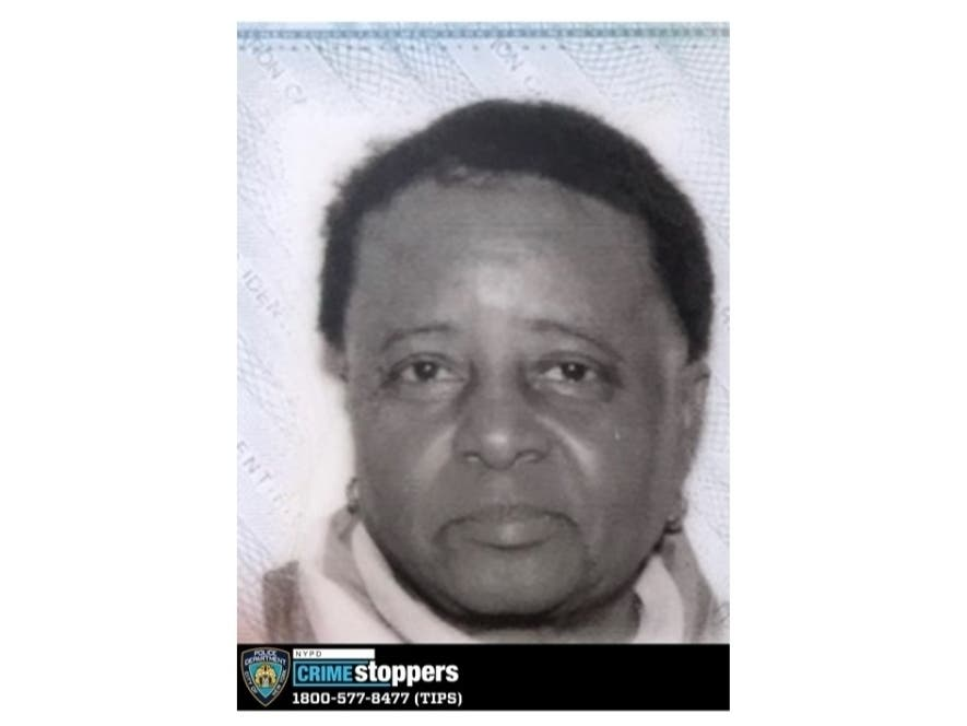 Elderly Crown Heights Woman Disappears, Cops Say