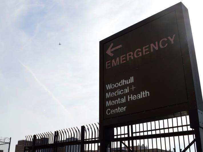 Coronavirus Hospital Fights Ends In Elderly Woman's Death: Report