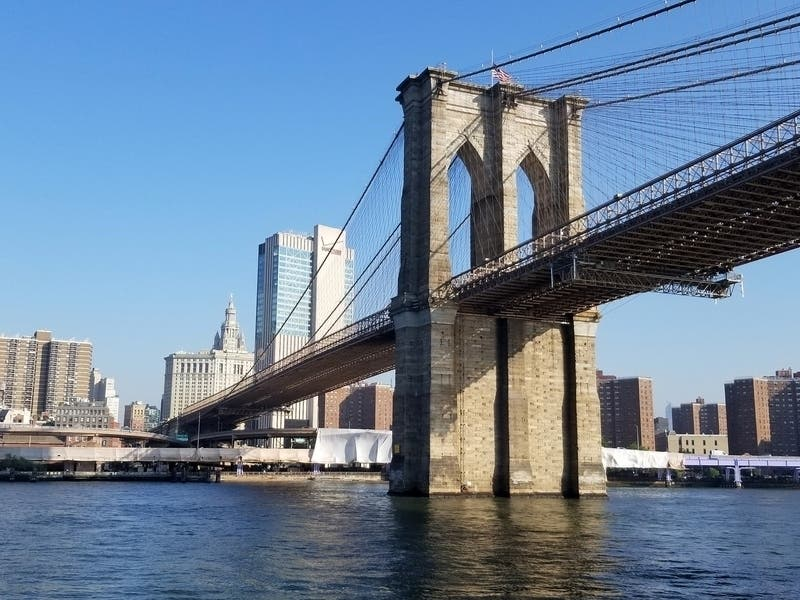Brooklyn Bridge Climber Rescued After 3 Tense Hours Brooklyn Ny Patch