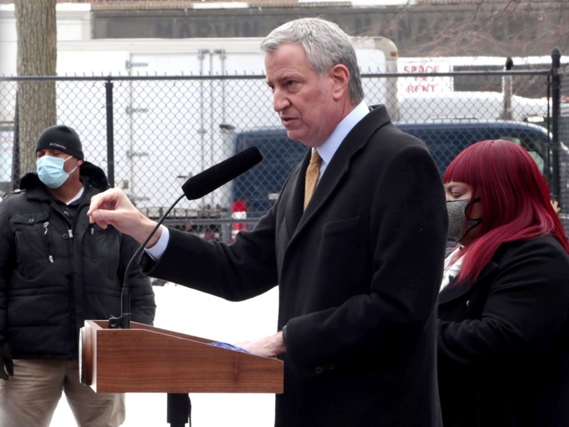 Johnson & Johnson COVID Vaccine Could 'Supercharge' NYC: Mayor