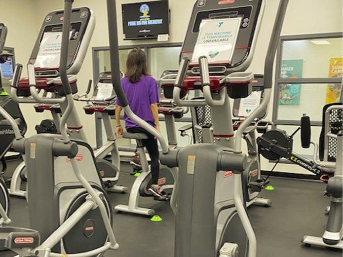 Simi Valley Family YMCA Fitness Center