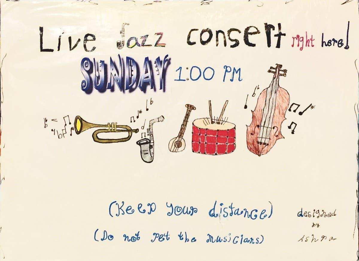 Driveway Jazz Jam
