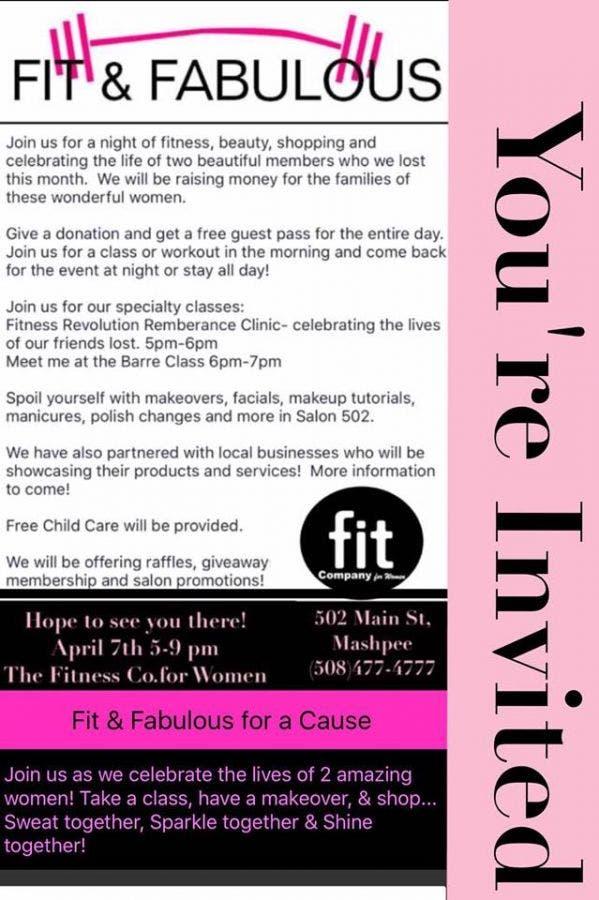 Ladies' Night at FitCo - vendors, psychics, fitness, beauty
