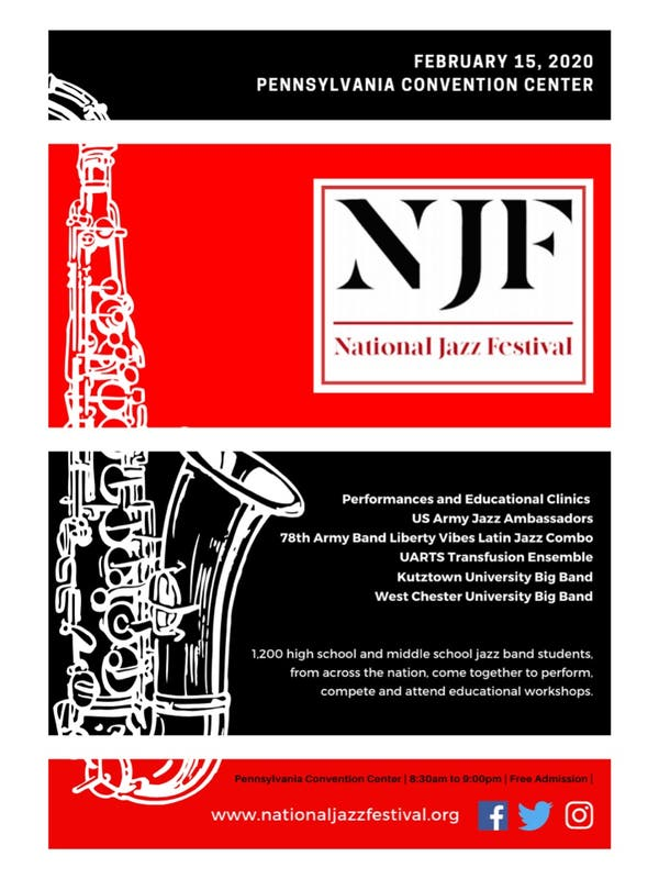 Image result for national jazz festival philadelphia