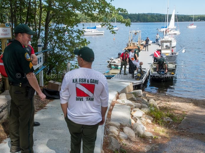 83 Year Old Missing Search Underway In Lake Massabesic Londonderry Nh Patch