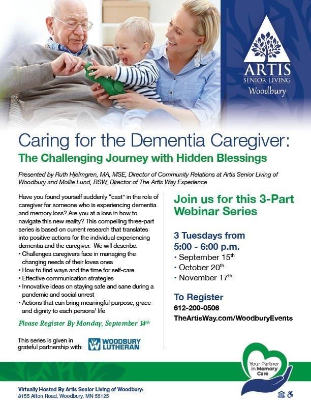 Pflege der Demenzbetreuerin