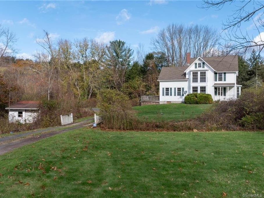 Farmhouse With Charm And Character Now Available In Avon