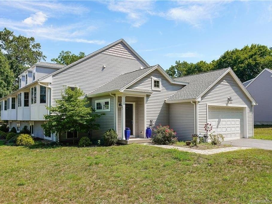 Sun-Filled Raised Ranch Now Available In Simsbury