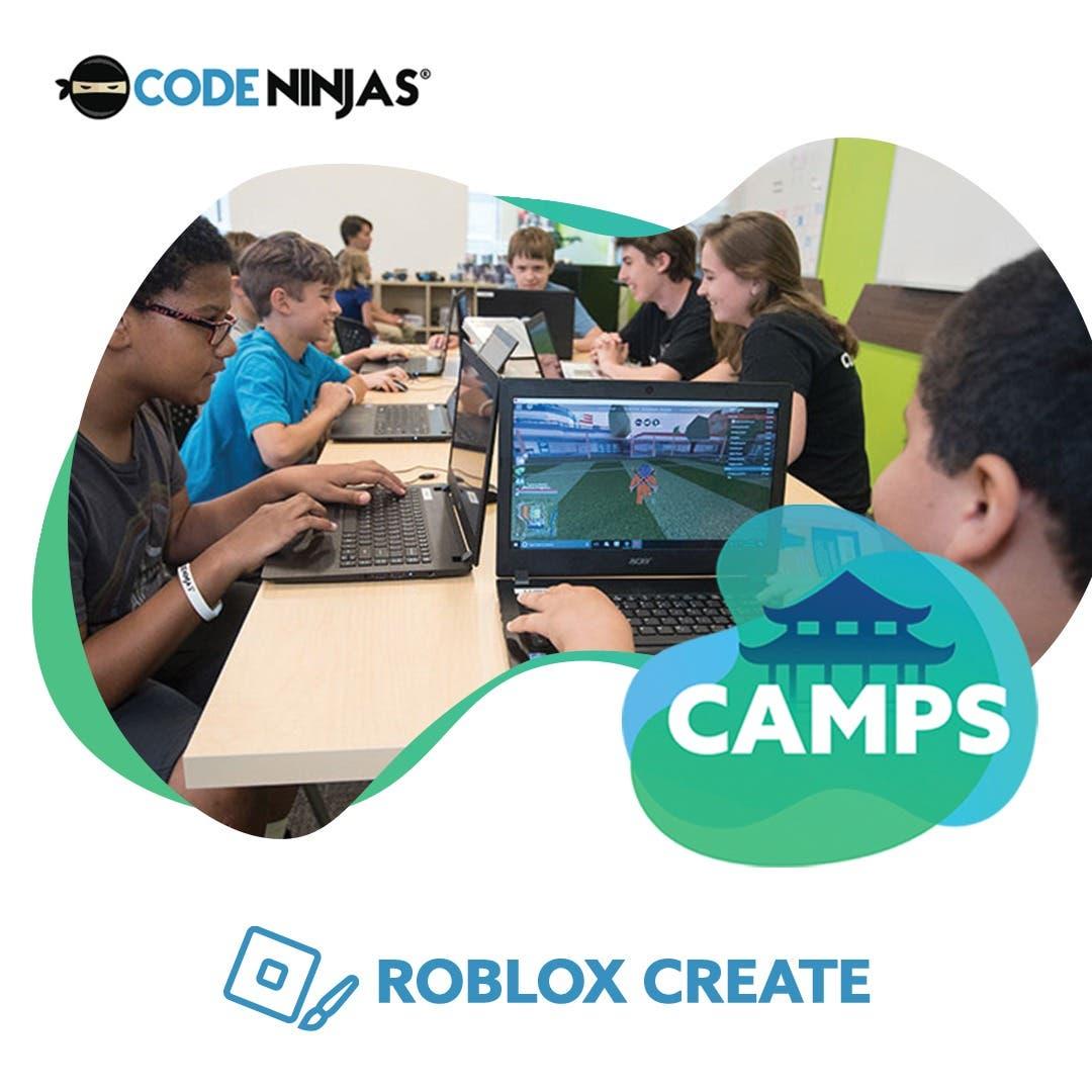 Jul 6 Virtual Summer Camp Roblox Create Paramus Nj Patch