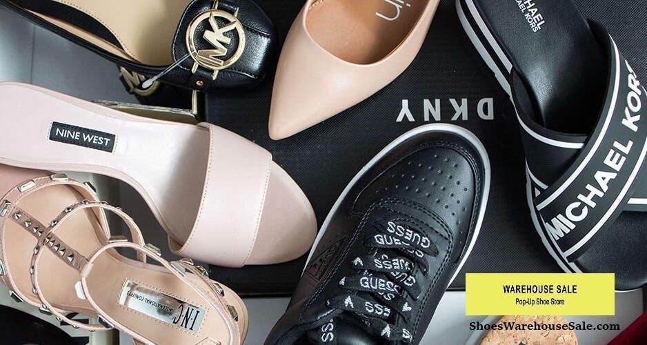 i shoes warehouse sale