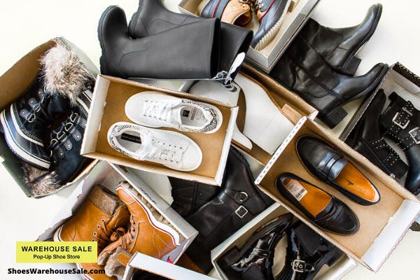 name brand shoe warehouse