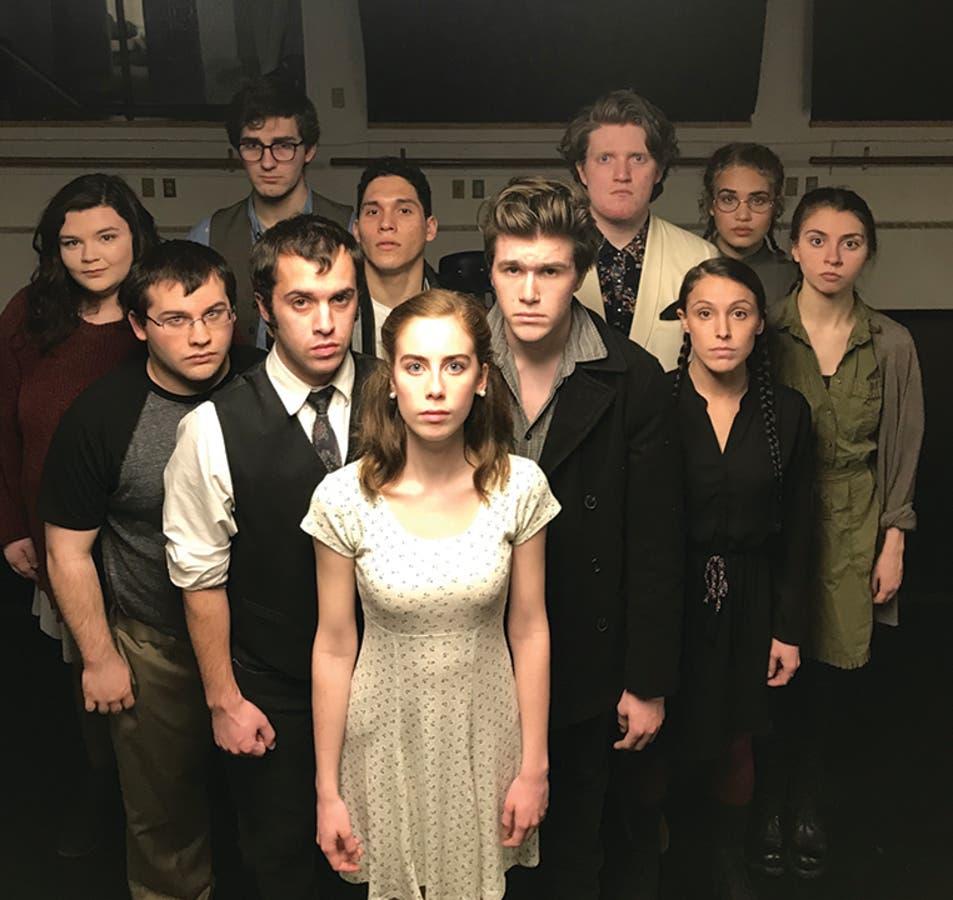 MCC Theater Department to Stage Musical 'Spring Awakening