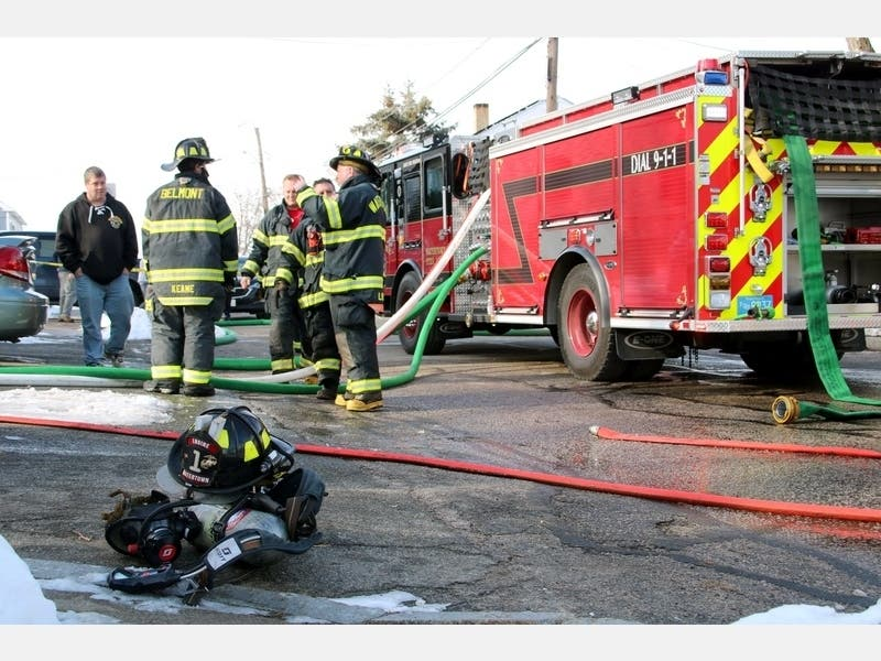 Berlin CT Fire Dept Patch Connecticut