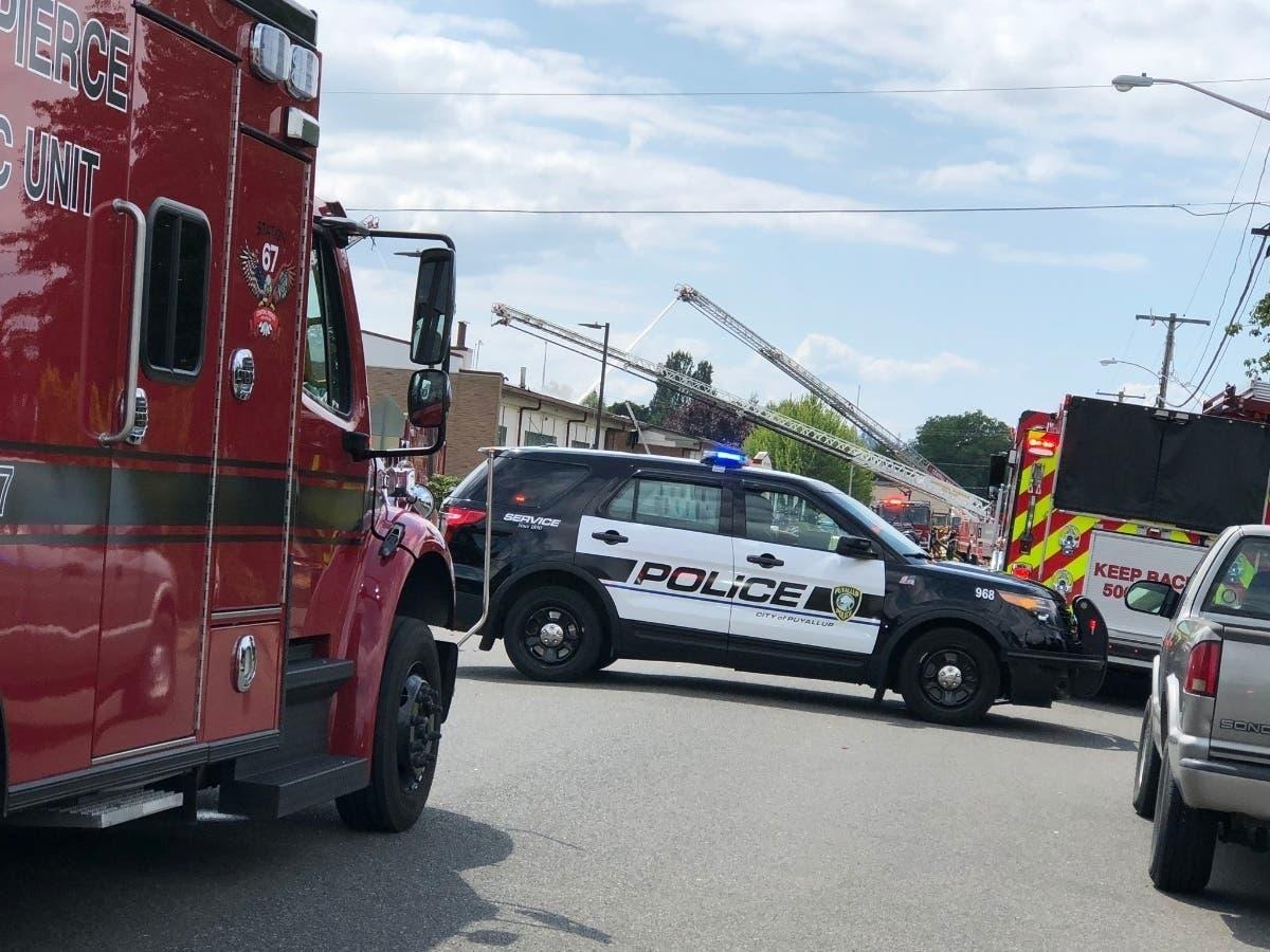 2 Teens Arrested For Fire At Karshner Elementary