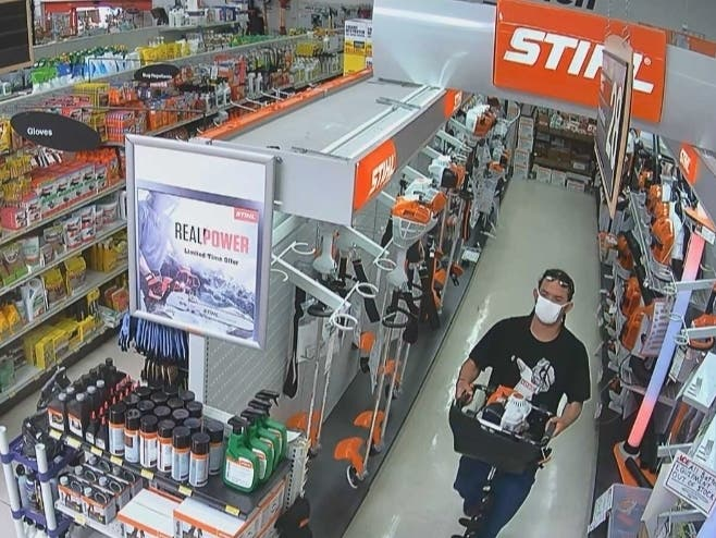 Suspect Steals $700 Tool From Gig Harbor Store: Police