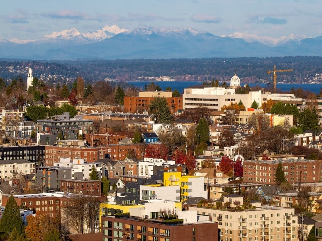 Nearly One In Three Seattle Homes Sells For Over $1M: Report
