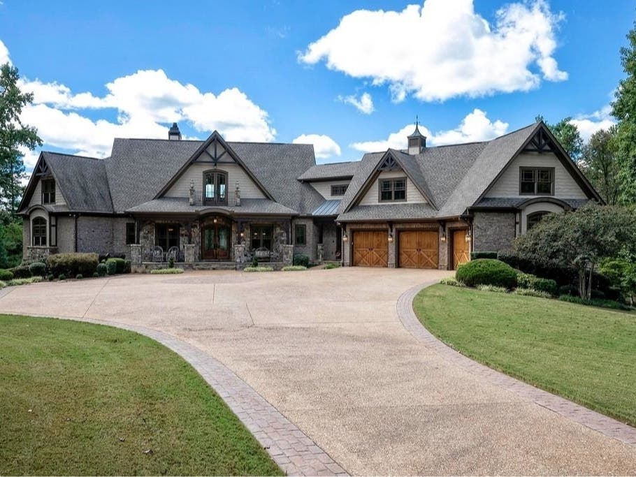 WOW House: Your Paulding County Palace ... Just $2.3 Million