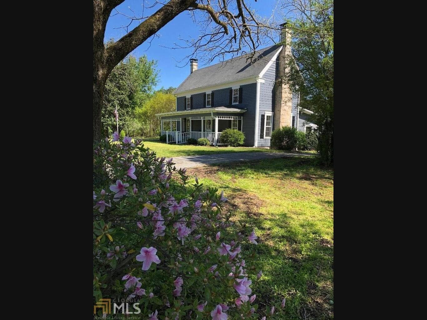 Wow House Renovated 1890s Farmhouse Move In Ready 338 500 Dacula Ga Patch