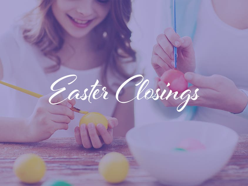 2021 Christmas Closings Arlington Tx 2021 Good Friday And Easter Service Schedule And Closings In Arlington Arlington Tx Patch
