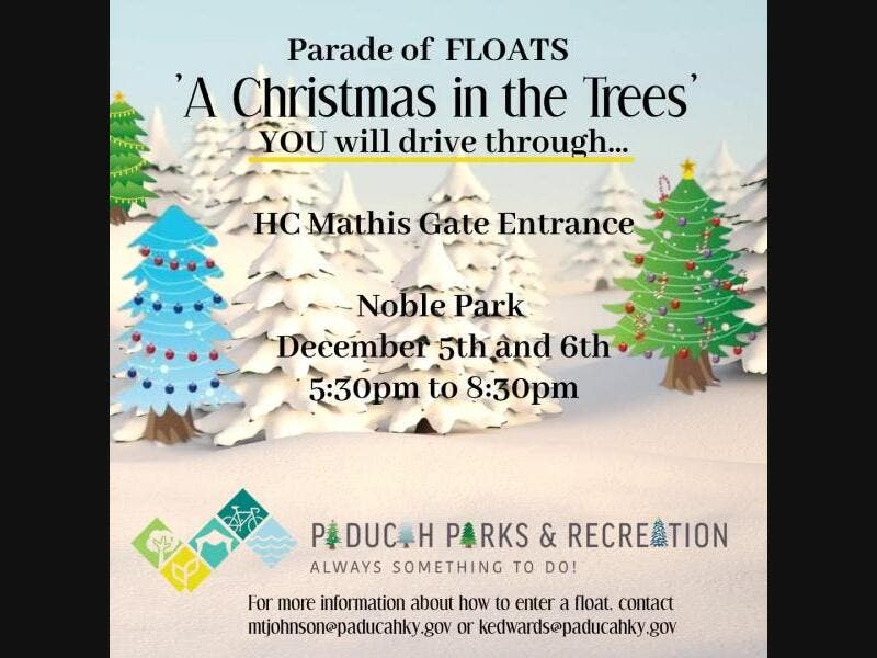 2020 Christmas Parade Announcement In Paducah | Paducah, KY Patch
