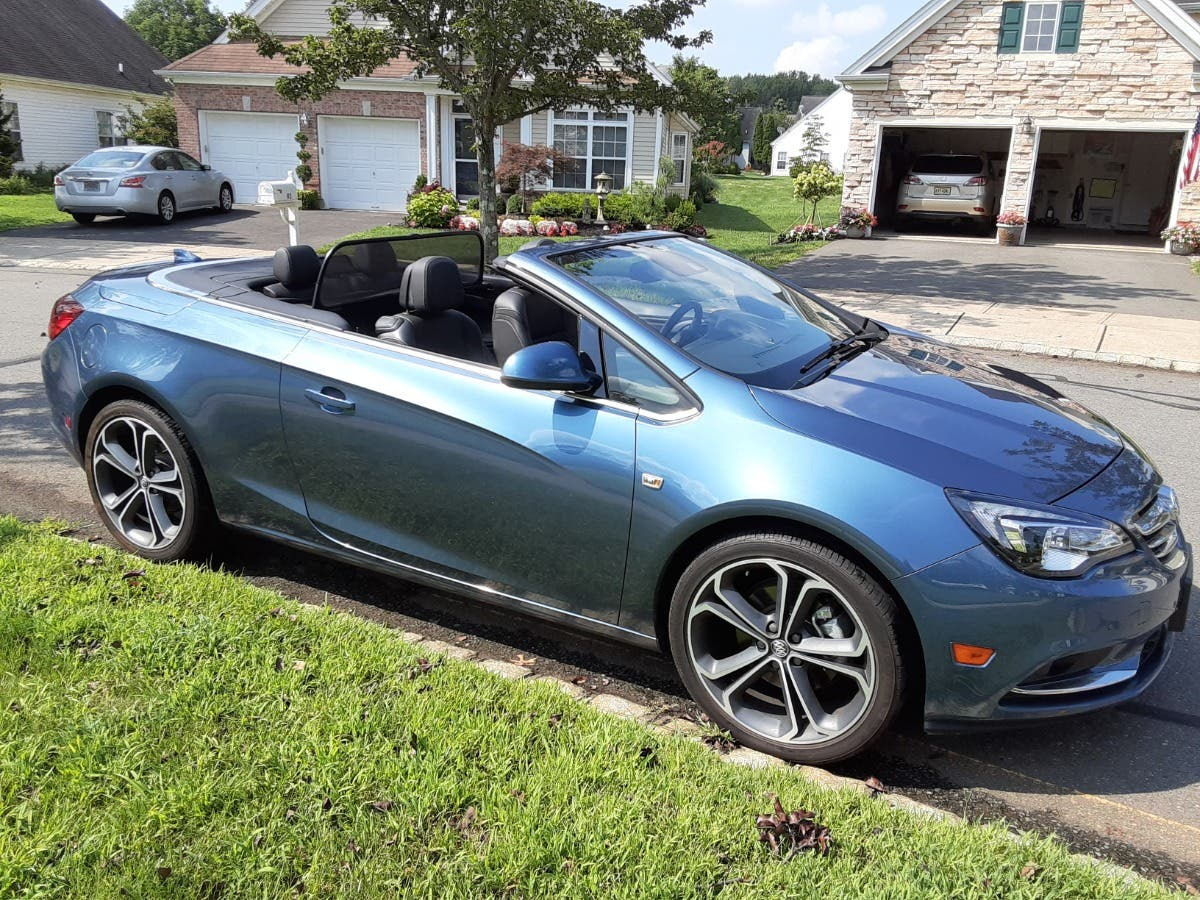 2016 Buick Cascada Premium - Lawrenceville, NJ Patch