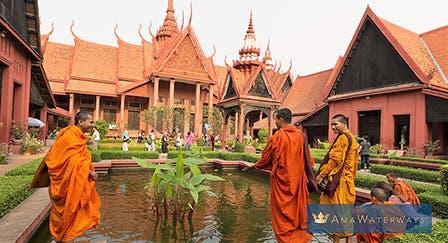 Invitation to a Vietnam, Cambodia live river cruise webinar Tue.