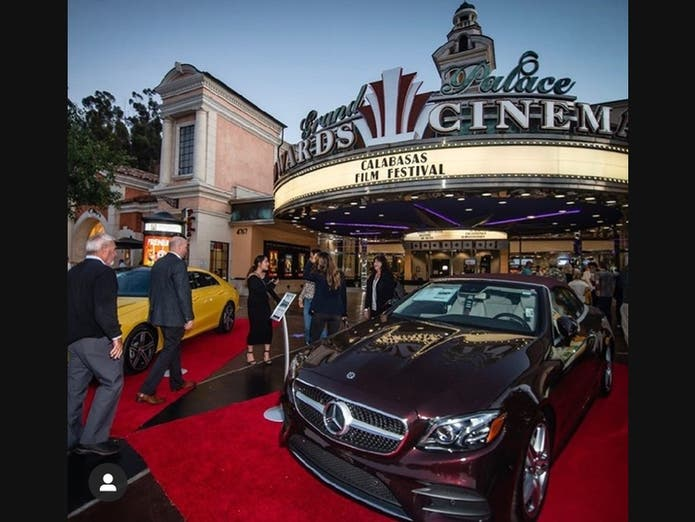 The 2019 Calabasas Film Festival. Normally the festival is a series of screenings, premieres, and parties around town.