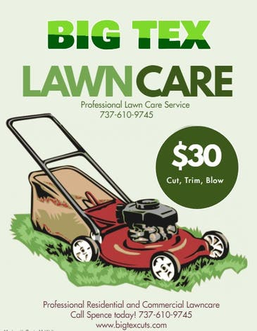 Lawn Care 30 Round Rock Tx Patch