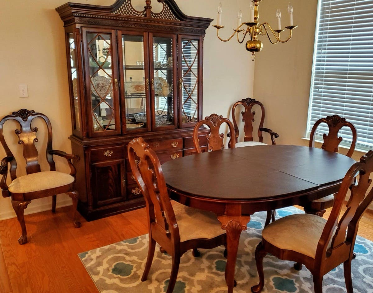 Dining Room Set And Hutch Barnegat Nj Patch